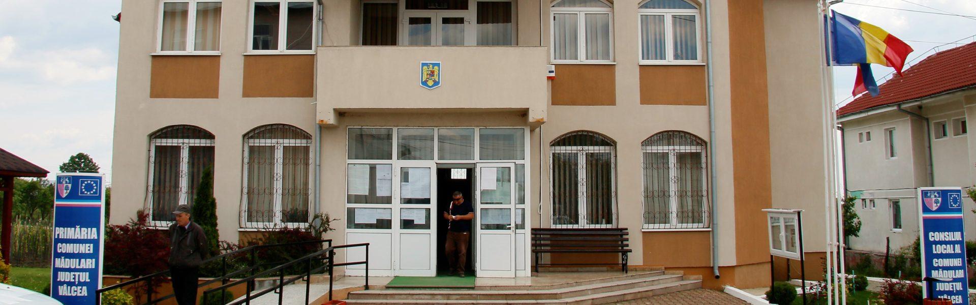Primaria Madulari